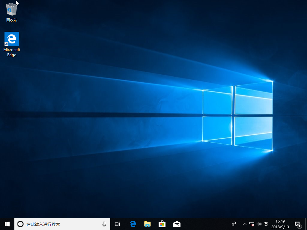 通用pe工具箱原生安装Windows8.1&10图解教程